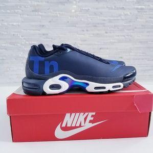 New NIKE Air Max Plus TN SE Obsidian Sneakers